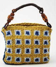 The Beagle Bag Knitting Loom ~*~ Free Pattern