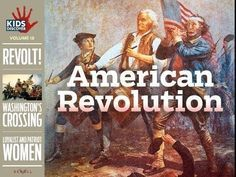 APP - American Revolution for iPad by KIDS DISCOVER is an app for iPad that extends learning on the American Revolution. Students learn about The Boston Tea Party, Women and the Revolution, After the Revolution and much more! Pairs perfectly with Chains (5.3).