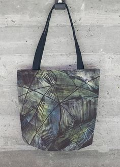 A beautiful and unique tote bag that is perfect for your collection! Shop artistic tote bag's created by designers all around the world. Pink Tote Bags, Printed Tote Bags, Reusable Tote Bags, Vida Design, Green And Orange, Orange Pink, Carpe Diem, Dark Brown, Accessories