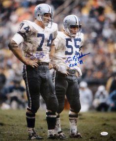 b0fc2afcb HOF Mr. Cowboy and Lee Roy Jordan Dallas Cowboys History