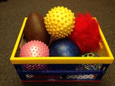 Have a Ball with Braille! A Fun Activity for Young Readers Who Are Blind or Visually Impaired   Paths to Literacy