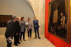 La exposición de Solana y el concierto de la Orquesta Sinfónica marcan hoy el inicio de los actos conmemorativos del VIII Centenario de la Catedral de Burgos Centenario, Painting, Art, Christ, Orchestra, Concert, Art Background, Painting Art, Kunst