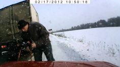 Herzerwärmende Dash Cam Aufnahmen aus Russland - http://www.dravenstales.ch/herzerwaermende-dash-cam-aufnahmen-aus-russland/