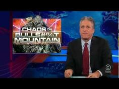 """""""Daily Show Rips Romney, Fox 'News' in Instant Classic: 'Chaos on Bullshit Mountain'"""""""