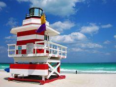Lighthouse Lifeguard Tower