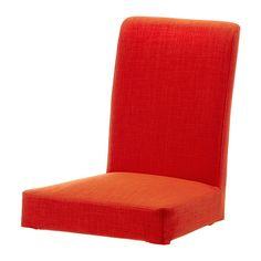 HENRIKSDAL Klädsel för stol IKEA Den tvättbara klädseln till stolstommen HENRIKSDAL är enkel att ta på och av.