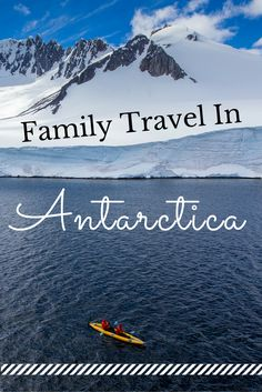 Antarctica with kids? Yes! It's one of the kid-friendliest places we've been - a virtual winter wonderland. My 8-year-old had an amazing time. I did too! Only the best in family travel…