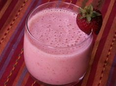 One of the best Strawberry Banana Pineapple Smoothies I've ever made! And it's good for you too! :-)