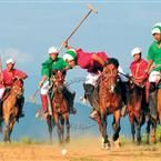 Manipuri Sagol Kangjei has been adopted by the International Community as Polo