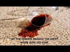 Carpet Cleaning in La Mesa   Call (619) 356-2280