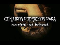 4 Conjuros Poderosos Para Destruir Una Persona - YouTube Youtube, Quotes, Wicca, Black, Revenge Spells, Spell Books, Quotations, Black People, Qoutes