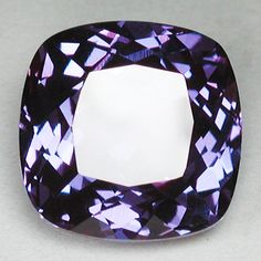 7.75 CTS. RARE AMEZING ALEXENDRITE COLOR CHANGE CUSHION GEMSTONE. START BID NOW $4.99