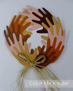 Great Idea! Martin Luther King Jr Day and Black History Month Peace Wreath Craft for Kids