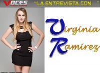 LA ENTREVISTA CON VIRGINIA RAMIREZ