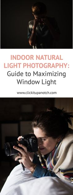 "How to Master Indoor Photography Light with Window Light Great ideas on how to use window light creatively. Read ""Natural Light Photography Guide to Maximizing [. Window Photography, Dslr Photography Tips, Photography Logo Design, Photography Tutorials, Amazing Photography, Landscape Photography, Photography Lighting, Learn Photography, Photography Photos"