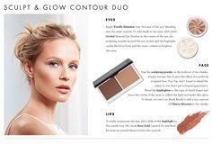 sculpt & glow campaign Products