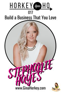 Build a Business That You Love I had the incredible opportunity to be featured on the Horkey HQ Podcast - a podcast run by Gina Horkey who specializes in helping others grow their virtual assistant and freelance writing businesses. We had an amazing time discussing the evolution of the VA industry, how we both started and grew our businesses, and the exciting announcement of what we have been working on behind-the-scenes for 2021! Check out Episode 017 at the link below for some fun, tips… Business Advice, Start Up Business, Business Entrepreneur, Business Planning, Building A Business, Creating A Business, Online Business From Home, Books For Self Improvement, Time Management Tips