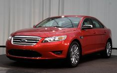 2009 Ford Taurus Images