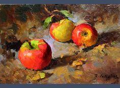 Randall Lake Art - Apples