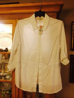 Evan-Picone blouse Dillard's clearance $12.20 original $34.00 excellent with sweaters
