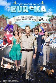 Eureka (TV Series 2006–2012) - IMDb