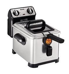 Tefal FR5101 Fritteuse Filtra Pro Inox and Design,