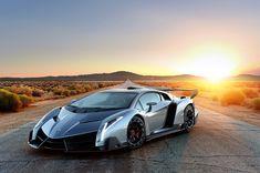 Our date with the Lamborghini Veneno in the desert - Autoblog