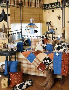 1000 images about cowboy themed rooms decor for kids on for Cowboy kids room