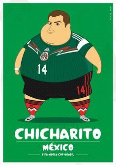 Fat players - et si les Stars du football étaient gros Messi, Neymar, Best Football Players, Football Art, Soccer Players, World Cup 2014, Fifa World Cup, Cristiano Ronaldo, Mexico World Cup