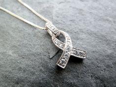 Beautiful Sterling Silver Gemstone Awareness by TripleMoonStar, £20.00