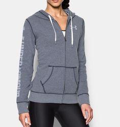 Women's UA Favorite Fleece Full Zip