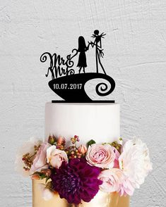 Jack And Sally Cake Topper Uk The Best Cake Of 2018