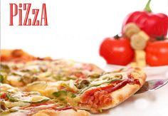 Classic White Pizza with Senza Glutine Gluten Free Pizza Crust