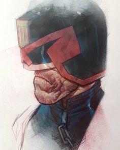 Comic Book Covers, Comic Books Art, Comic Art, Book Art, Ben Oliver, Character Art, Character Design, Comic Style Art, Superhero Design