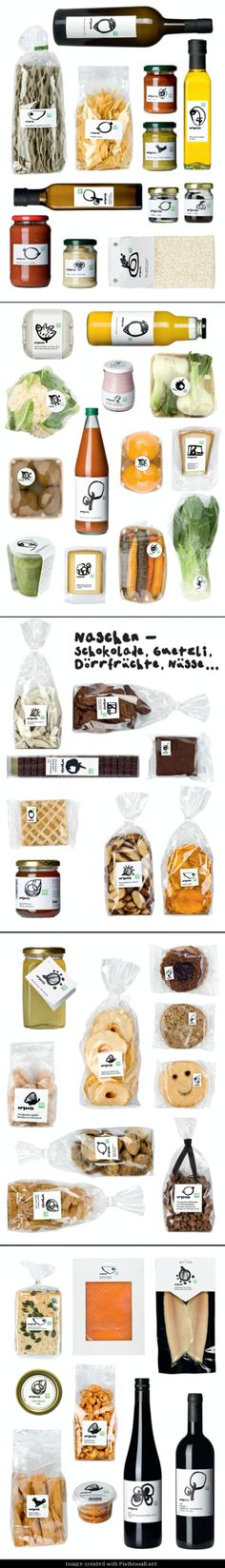 Since this is being pinned piecemeal I gathered it all together in stellar Globus organic #packaging #branding PD - created via http://pick.mydesy.com/archives/9167