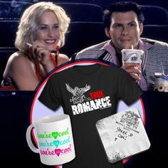 II just entered in the @glgoods True Romance Movie Sweeps to win an official prize pack! You can enter here: www.goldlabel.com/TRmovie