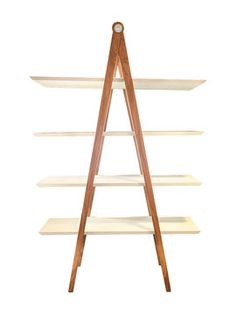 Asiana 4-Panel Shelves from Furniture Storage Solutions on Gilt