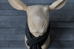 Moose head, Roost, San Francisco / The Cambrian Hotel