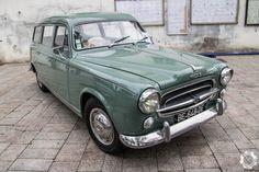 Peugeot 403 Break au D-Day à Saint-Gaudens - News d'Anciennes