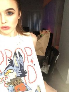 Acacia Brinley wearing a Dropdead Back Stabber Top. Shop it: http://www.pradux.com/acacia-brinley/photo/3922
