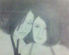 Katie and Karalisa