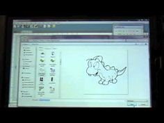 Creating an SVG file with sure cuts a lot from an image - YouTube