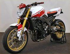 2012 Yamaha FZ1  #motorbikes #motorcycles #motocicletas