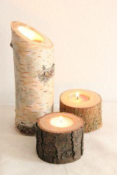 Drevené svietniky - Lzuz
