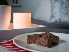 Vegaaniset ja gluteenittomat konvehdit kvinoasta