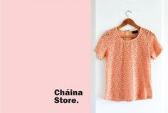 CHÁINA STORE  www.facebook.com/chainastore Short Sleeve Dresses, Dresses With Sleeves, Facebook, Store, Blouse, Women, Fashion, Blouse Band, Tent