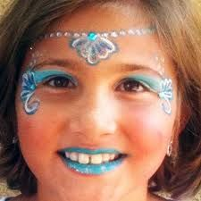 princess face painting designs - Google Search