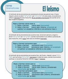 aprendiendo lengua