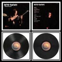 LP Contos da Lua Vaga, Beto Guedes - (1981)
