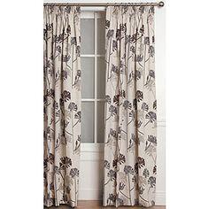Living & Co Curtains Agapantha Espresso Extra Large Drop - Living & Co - Curtains - Curtains & Blinds - The Warehouse Curtains With Blinds, Warehouse, Espresso, Bedroom Decor, Drop, Decorating, Home Decor, Espresso Coffee, Decor